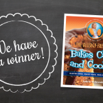 We Have A Winner! The Allergy-Free Cook Bakes Cakes and Cookies
