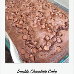 Double Chocolate Texas Sheet Cake (gluten-free + vegan)