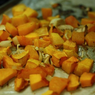 Roasted Squash And Soup Too