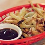 Best Ever Crispy Oven Fries