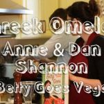 Vegan Greek Omelet