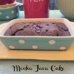 Mocha Java Cake (gluten-free & vegan)