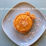 Mini Pineapple Upside-Down Cakes (gluten-free & vegan)