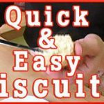 Quick and Easy Biscuit