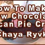 Chocolate-Pecan Crust