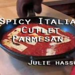 Spicy Italian Cutlet Parmesan