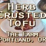 Herb Crusted Tofu