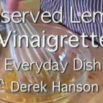 Preserved Lemon Vinaigrette