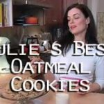 Julie's Best Oatmeal Cookies