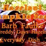 Hazelnut Pumpkin Soup