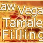 Raw Taco-Tamale filling