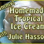 Tropical Pina Colada Ice Cream