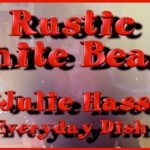 Rustic White Beans