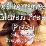 Mediterranean Gluten-Free Pizza