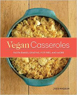 My Vegan Casserole Cookbook!