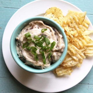 Not Your Mama's Onion Dip