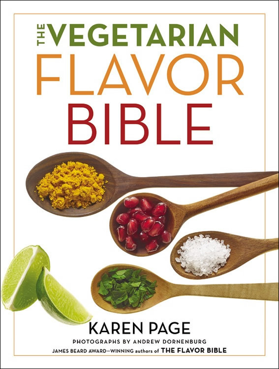 vegetarian-flavor-bible-giveaway and review  juliehasson.com