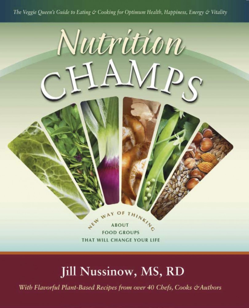 Nutrition CHAMPS cover | juliehasson.com