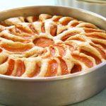 Apricot Almond Cake (gluten-free + vegan)