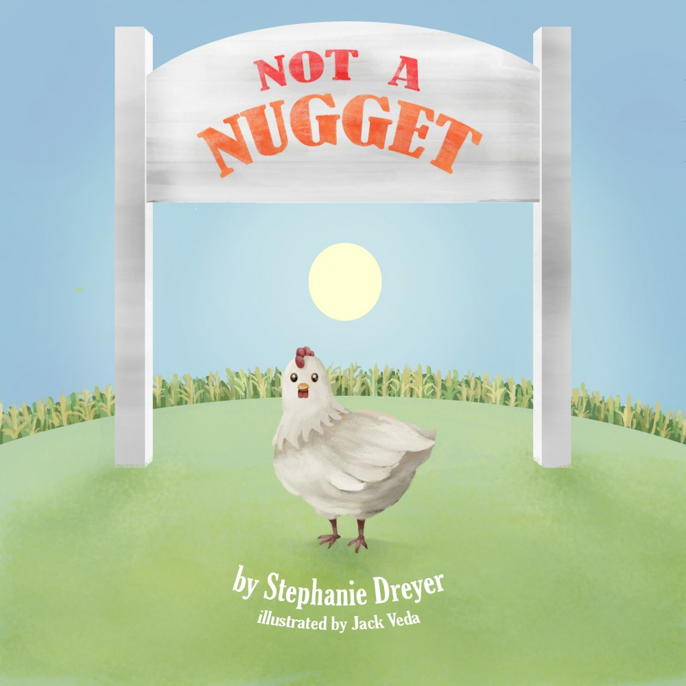 Not A Nugget Children's Book by Stephanie Dreyer|juliehasson.com
