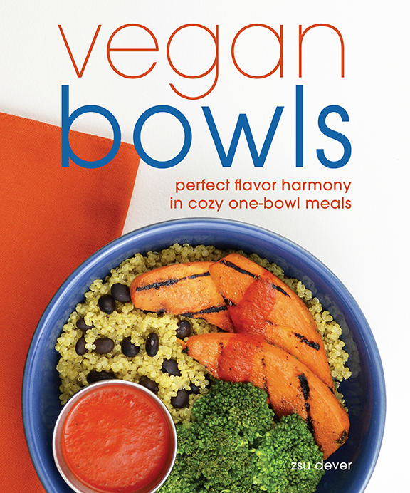 Vegan Bowls by Zsu Dever Giveaway juliehasson.com