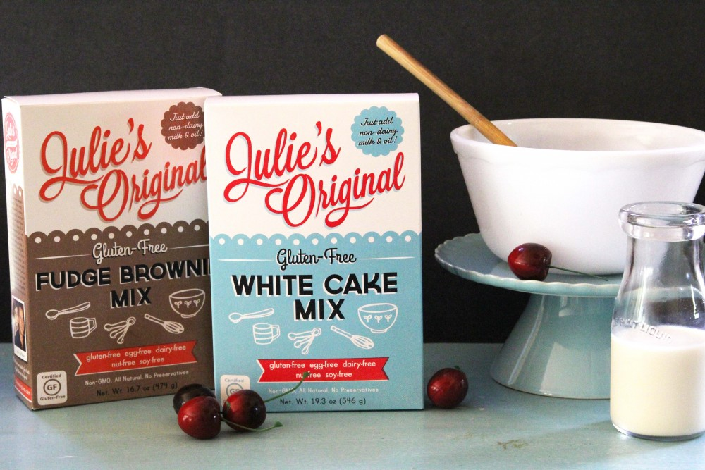 Gluten-Free + Vegan Baking Mixes|www.juliehasson.com