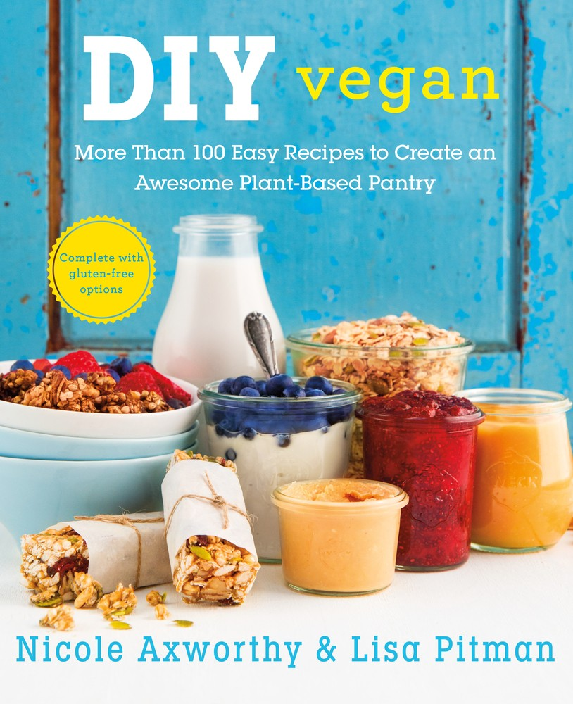 vegan gluten-free DIY Vegan Cookbook