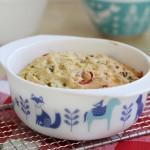Garden Veggie Cornbread (gluten-free + vegan)!