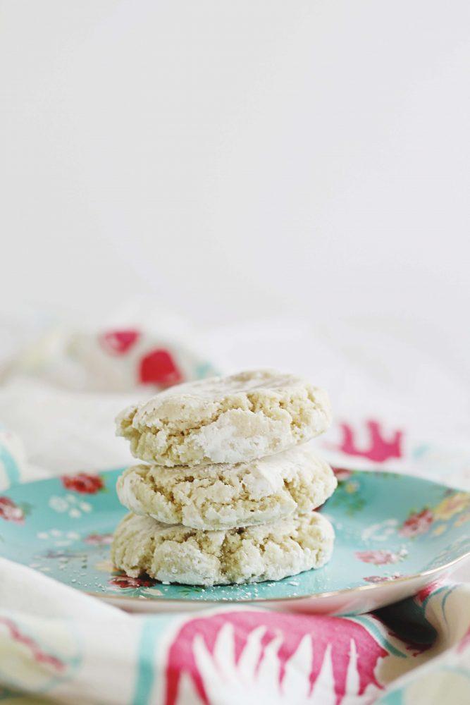 gluten-free, vegan. lemon, cookies