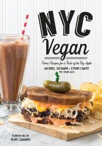 vegan cookbook, NYC Vegan