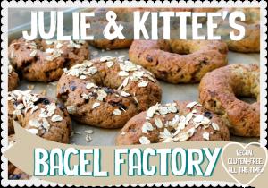 Gluten-Free Bagel E Book