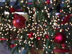 A photo of a Christmas Tree | Holiday Gift List