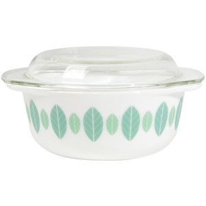 A Photo Of Now Designs Vintage Glass Casseroles