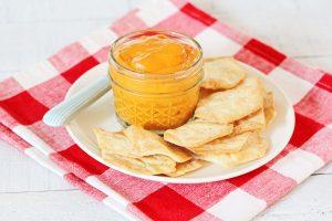 Gluten-Free + Vegan Chipotle Cream Sauce | Julie's Kitchenette