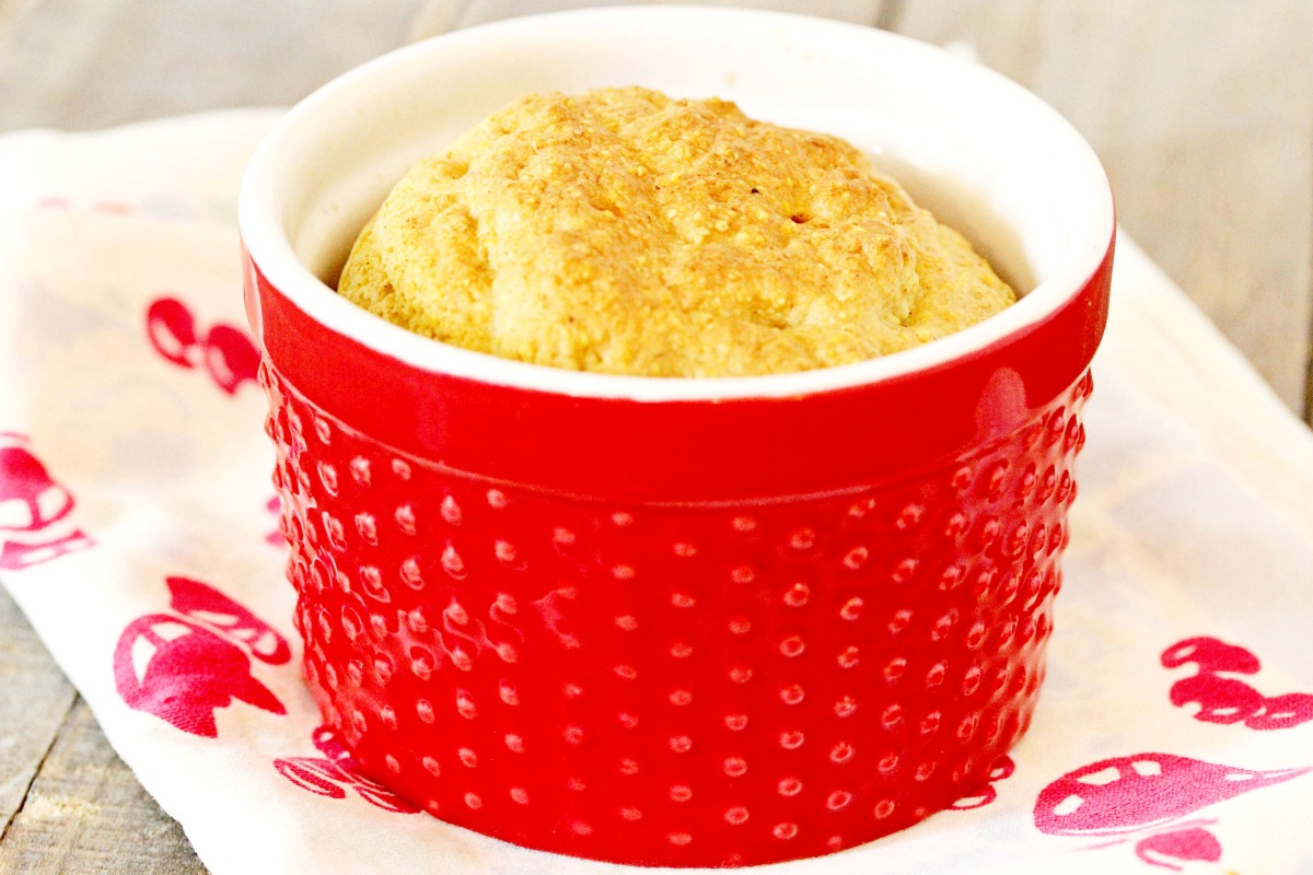Air Fryer Butter Cake Recipe