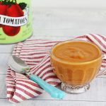 Tomato Herb Soup | Julie's Kitchenette