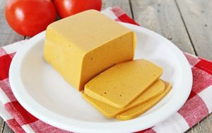 Vegan Gluten-Free Taco Cheese | Julie's Kitchenette
