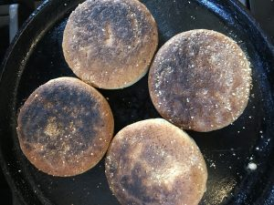 Gluten-Free English Muffins | Julie's Kitchenette