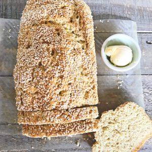 Gluten-Free Vegan Bread | Julie's Kitchenette