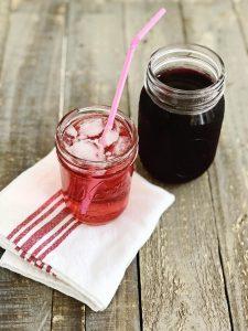 Oregon Grape Syrup | Julie's Kitchenette