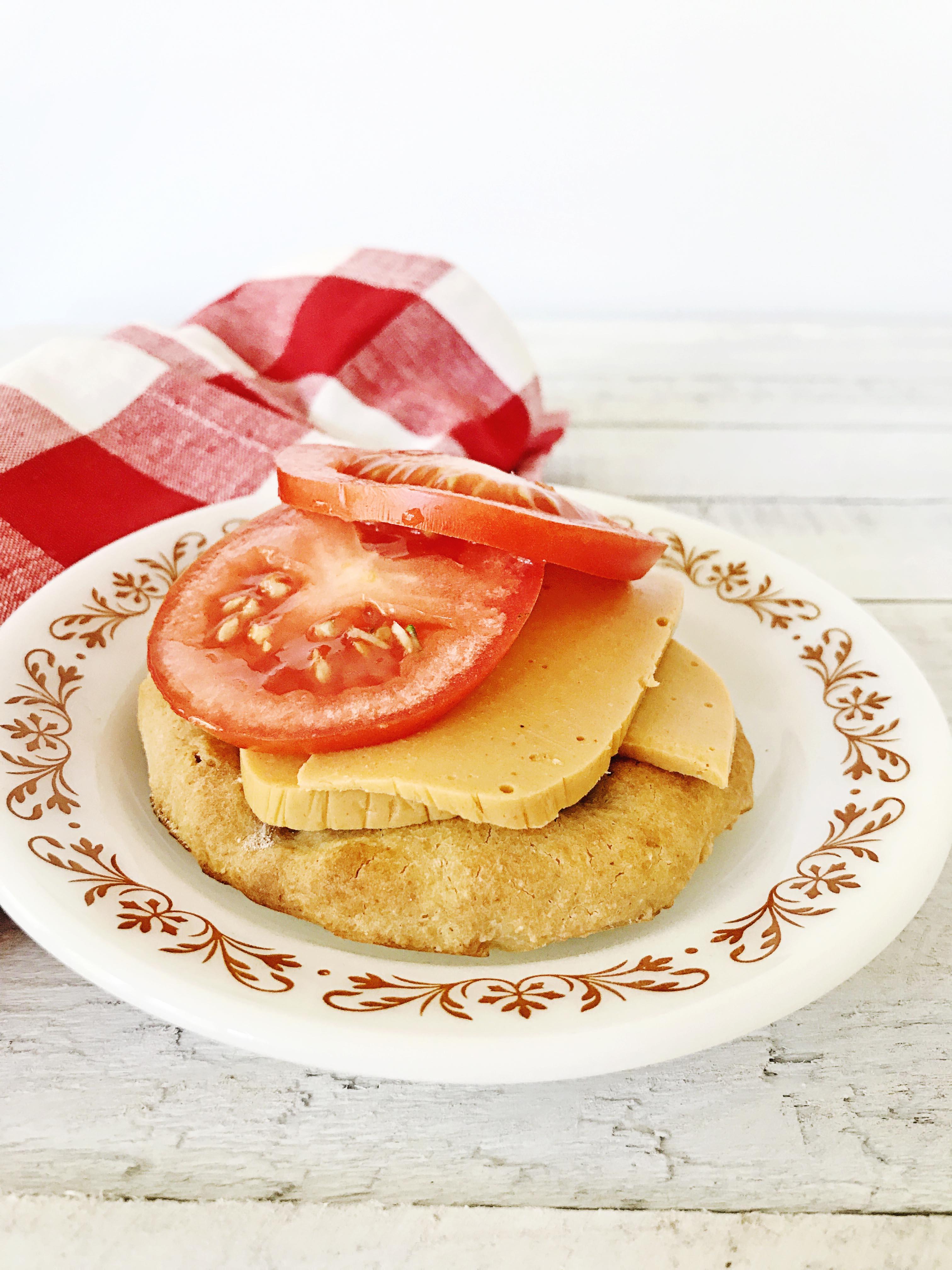 Smoky Vegan Cheese | Julie's Kitchenette