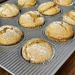Gluten-Free Cinnamon Sugar Pumpkin Muffins