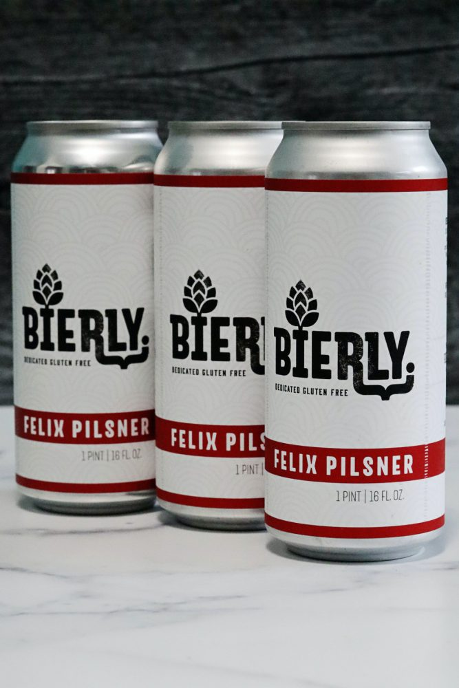 Bierly GF Beer | Julie's Kitchenette
